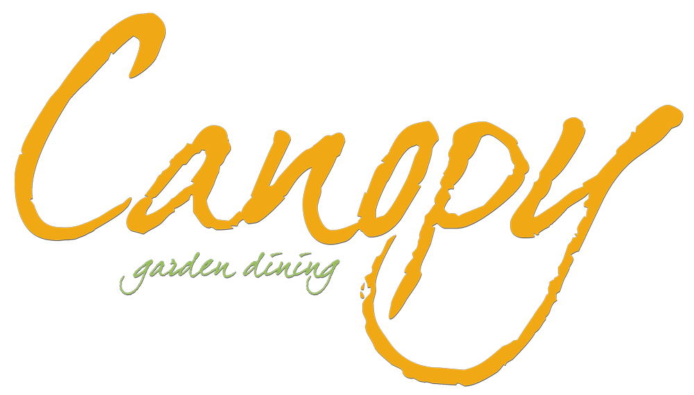 Canopy Garden Dining
